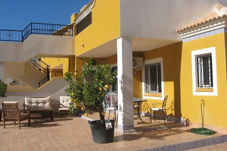 Specious apartment with pool! - Los Arenales del Sol