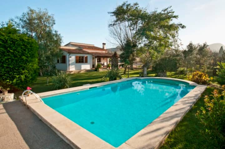Villa Ventet. Delightful pool. WiFi.