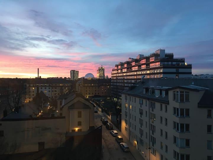 Midsommar in Söderlmalm