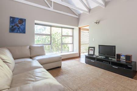 Spacious apartment in Sandton CBD