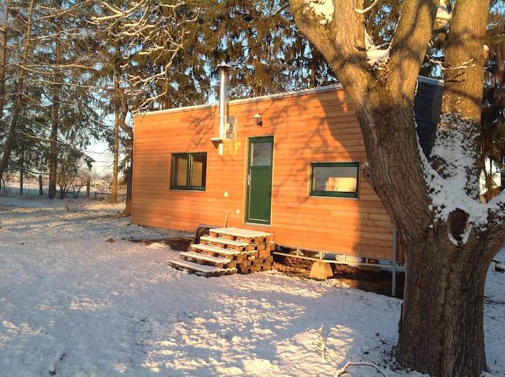 Tiny House 2 ein Wohnwinzling für die Familie..