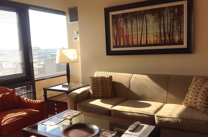 Luxury 1 Bed in Downtown Stamford