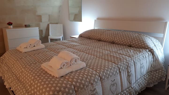 Sulle note dei Sassi  holiday home Matera