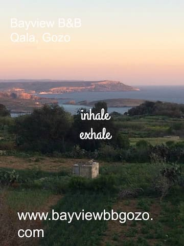 Bayview Bed and Breakfast - Qala - Huis