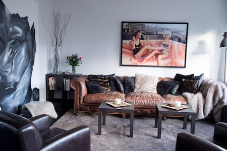 Cosy , elegant - 10' from Gd Place - Apartmen