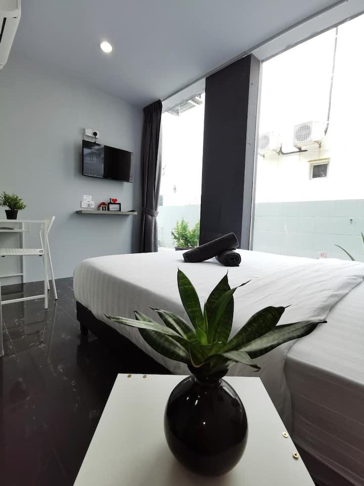 Gurney Drive Private Double Room