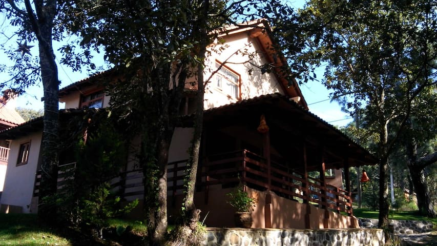 Cabaña Navicella - Mazamitla - Cabin