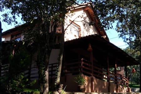 Cabaña Navicella - Mazamitla - Mökki
