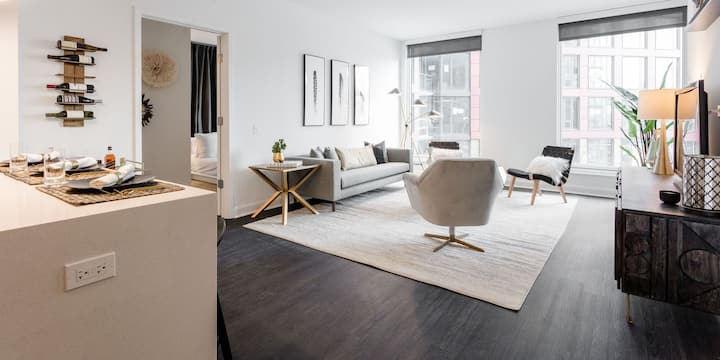 Entire apartment for you | 2BR in Chicago