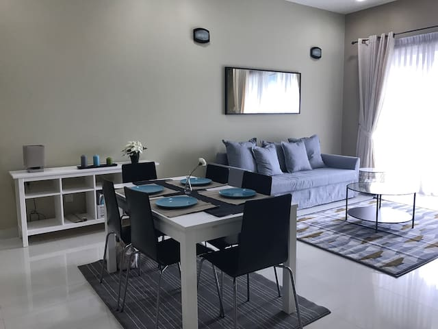 Condominium in TTDI Damansara - near MRT station!