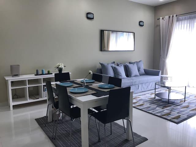 Cozy condominium in TTDI Damansara - Kuala Lumpur