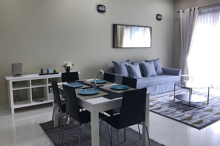 Cozy condominium in TTDI Damansara - Куала-Лумпур