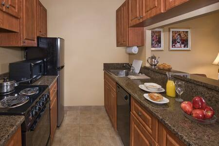 Marriott Residence Inn-One BR Suite - Plainview