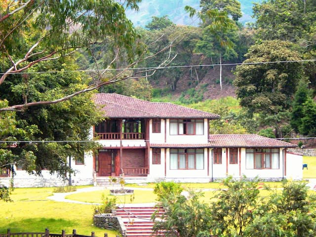 Casa rústica en Pallatanga