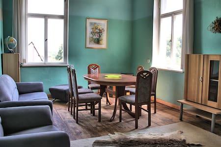 FeWo historische Idylle Droyßig - Lägenhet