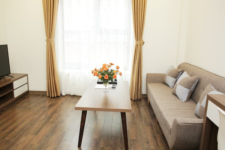H271*1bed Apt* Free laundry, clearning* Gim*Lotte