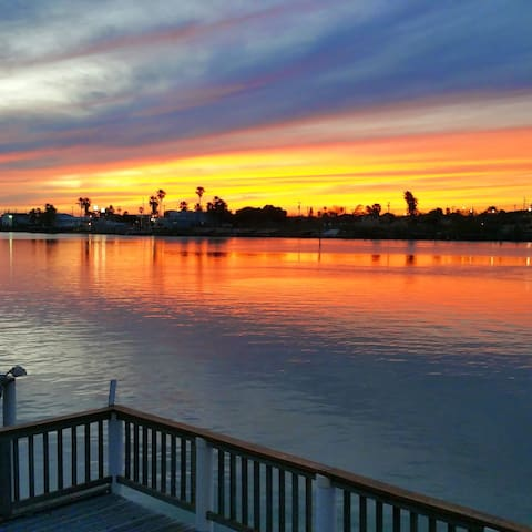 Sunset View Port Isabel Texas - Port Isabel - Holiday home