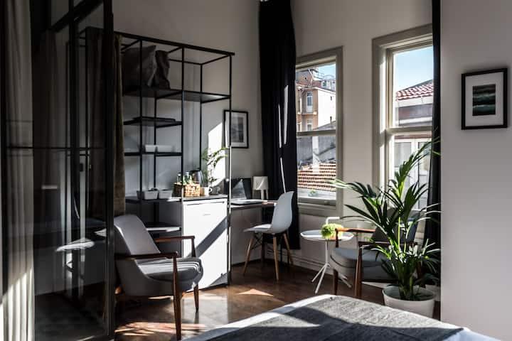 Hip Design Suite in Heritage Building @ Galata