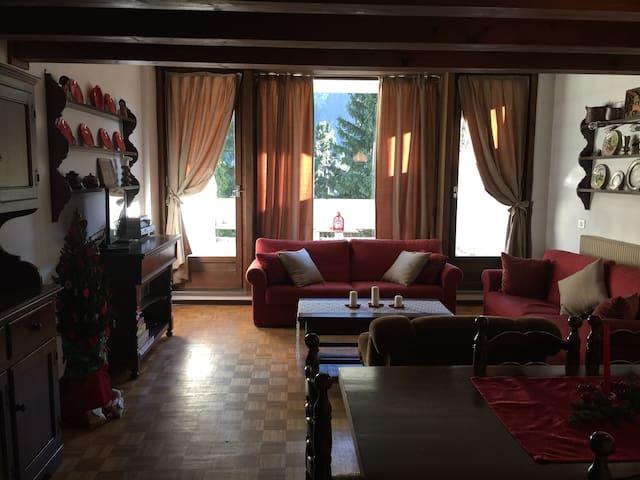 Dolomites apartment Val di Fassa - Mazzin - Condominio