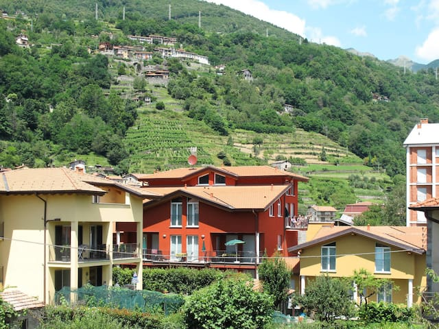 Apartment Residenza Gamma for 6 persons
