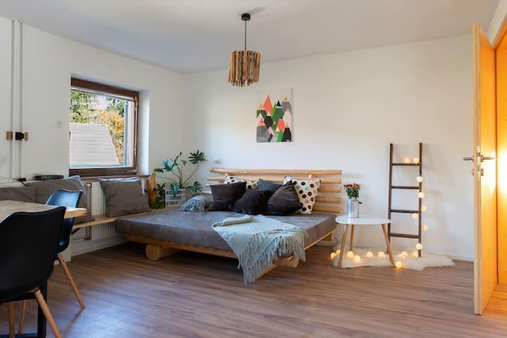 Livingroom, relaxing area