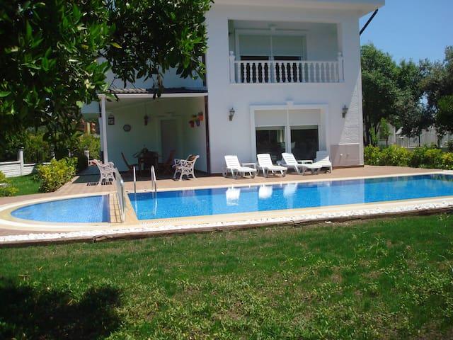 VİLLA DENİZ (with private swimming pool )
