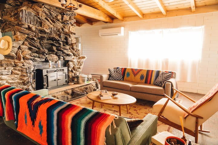 All About That Fireplace: A Homesteader Retreat