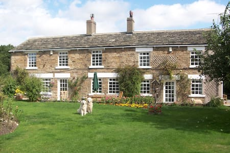 Period cottage close to the Transpennine Trail - Casa