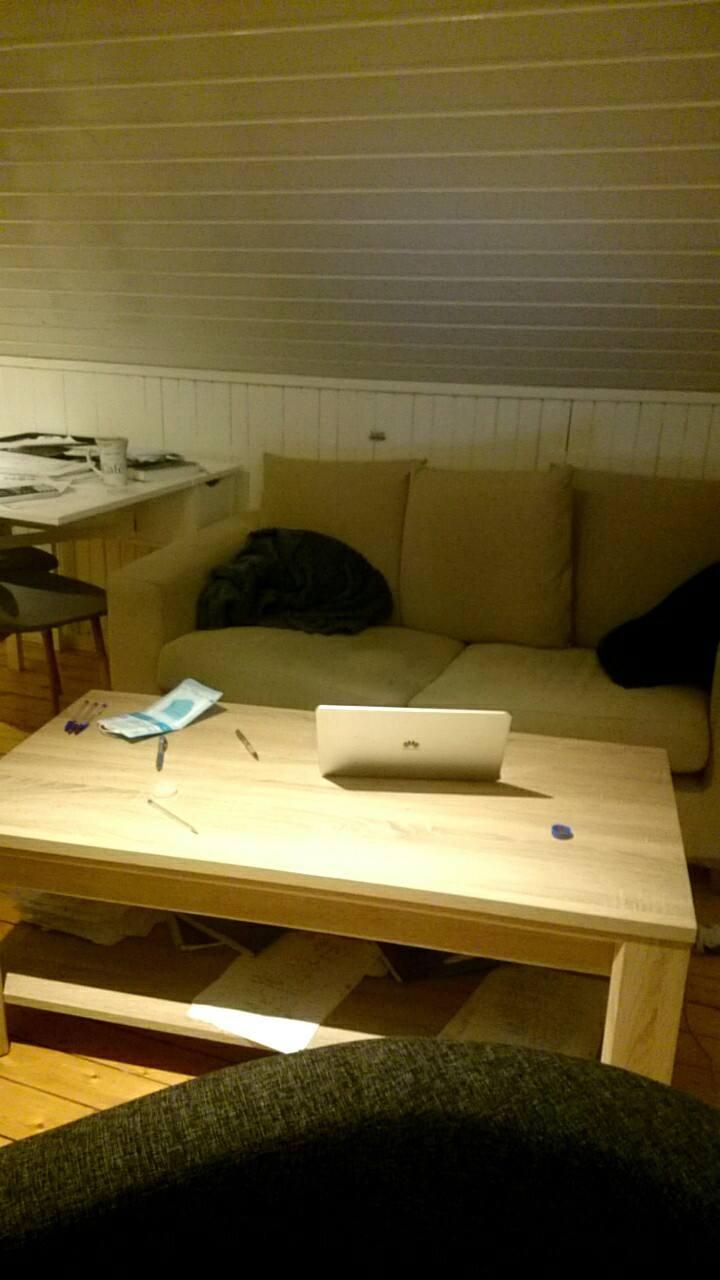 (15.Des-10.jan)Haakon VIIs Gate 9 Loftsleilighet