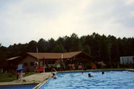 Nice apt with shared pool & terrace