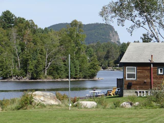 Cabin 15 - Firefly - Rockwood - Houten huisje