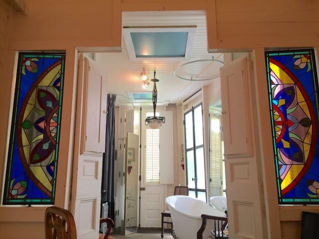 The Sun Room Garden Suite - San Juan