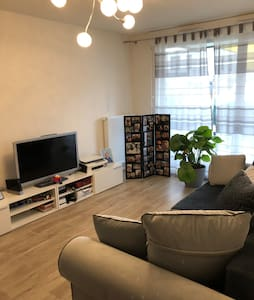 Appartement simple pour personnes simples