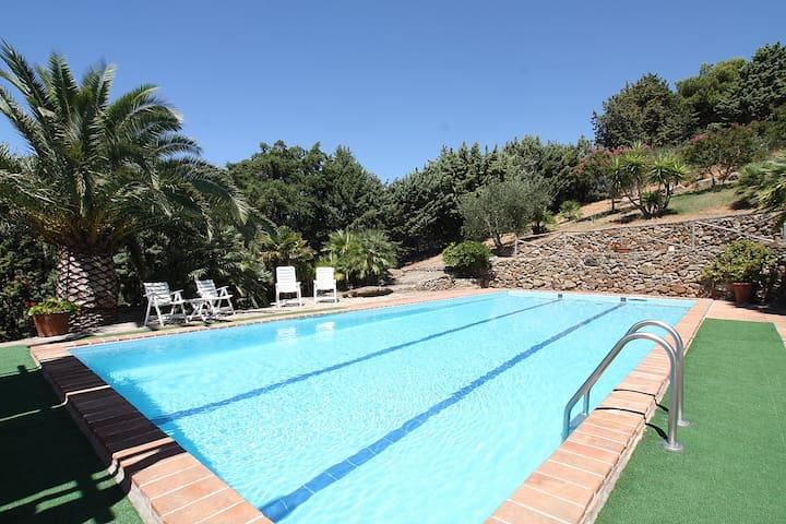 Appartamento mare maremma con piscina