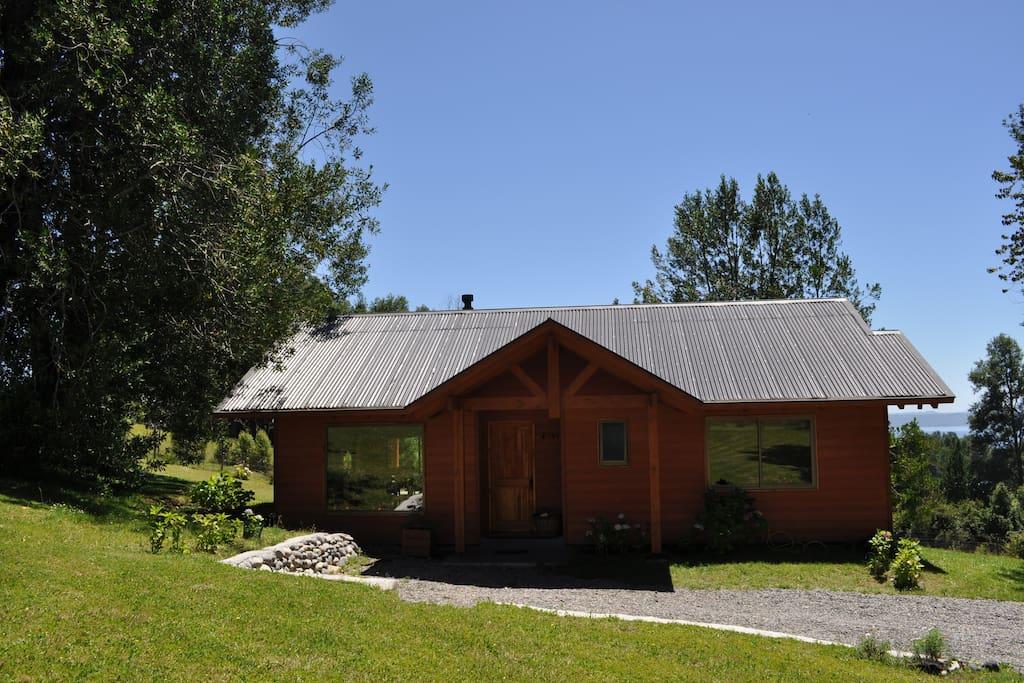 Los Notros cabin Cabaña Los Notros