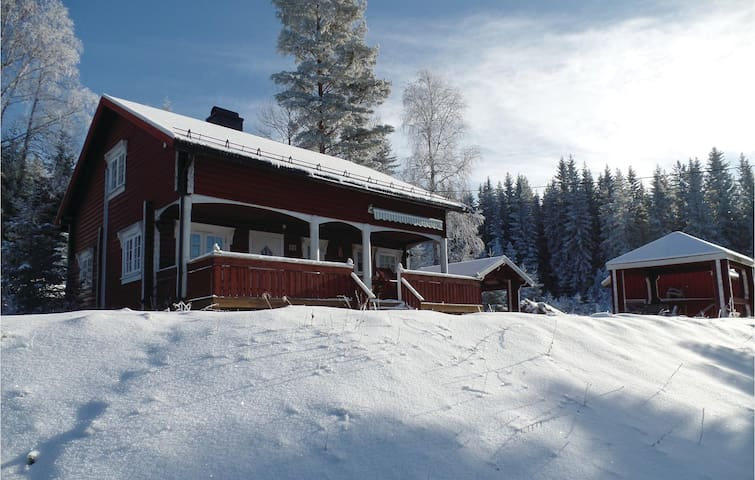 Holiday cottage with 2 bedrooms on 70m² in Åsnes Finnskog
