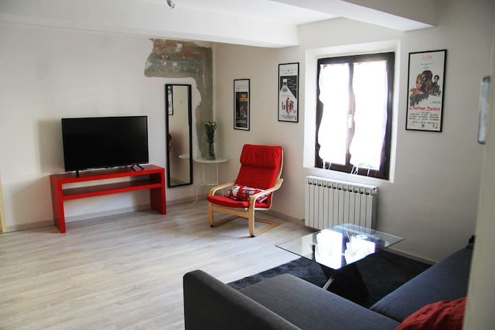 Suite of Cinema lovers, Modena - Modena - Apartamento