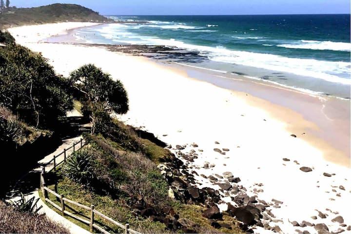 Beachside Hideaway -
