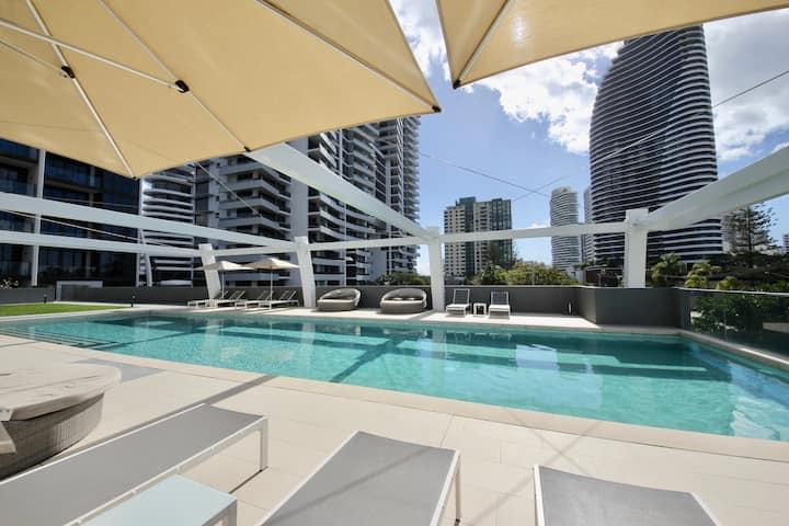 Luxury & Views The Beach Broadbeach #23