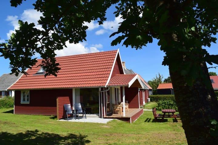 Gemütliches Haus in Langemark - Samsø