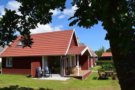 Gemütliches Haus in Langemark - 薩姆索島(Samsø) - 連棟房屋