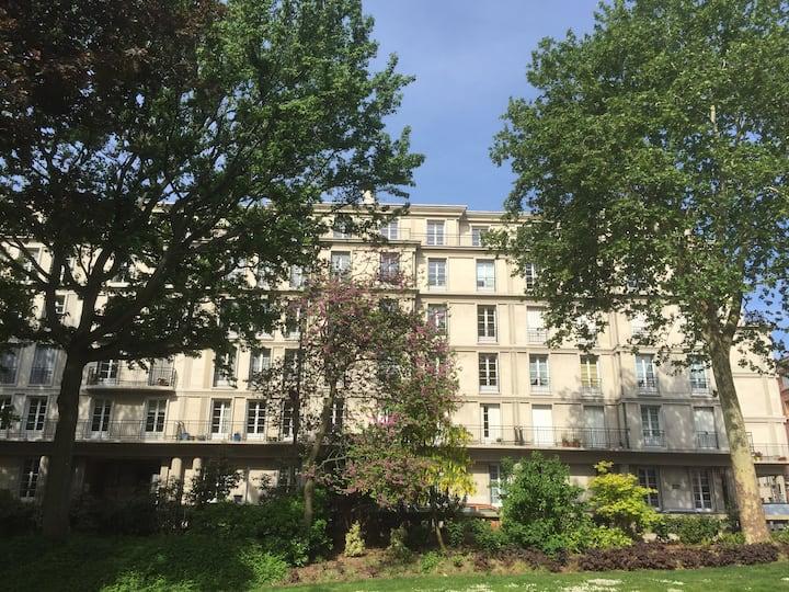 Appartement standing au Havre, très belle vue