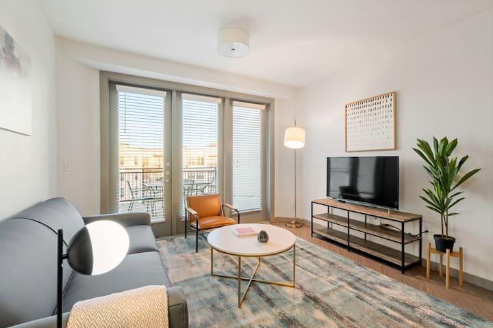 Kasa | Arlington | Delightful 2BD/2BA Apartment