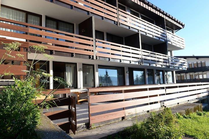 accogliente appartamento a Monte Bondone Trento