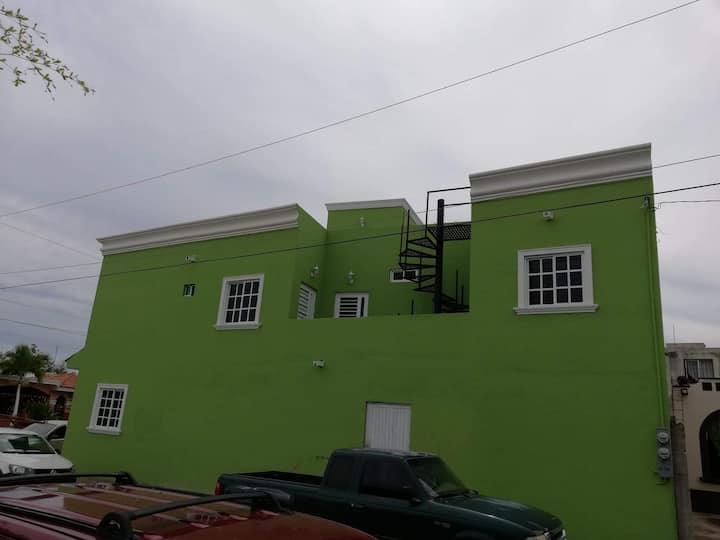 Apartamento En Mazatlán