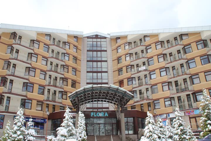 One bed in the heart of Borovets 701 in Flora