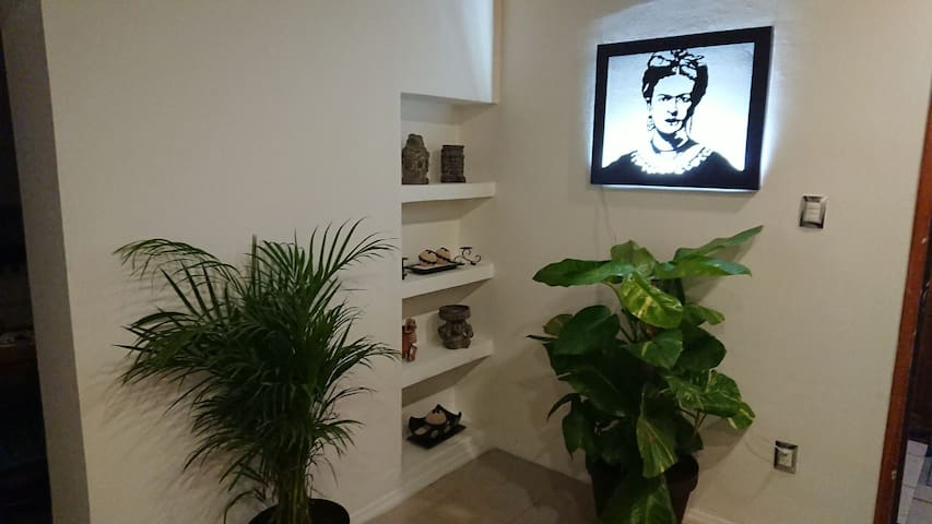 Departamento en PB vecino de la casa Frida Kahlo