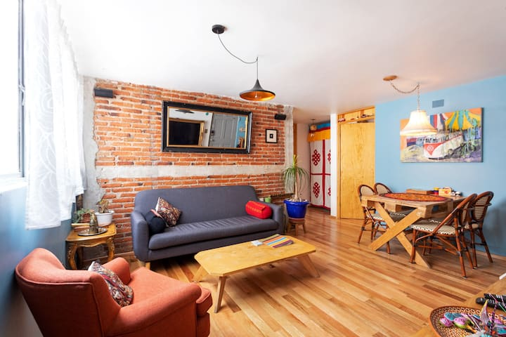 Cozy Apartment in the ♥ of Roma Neighborhood