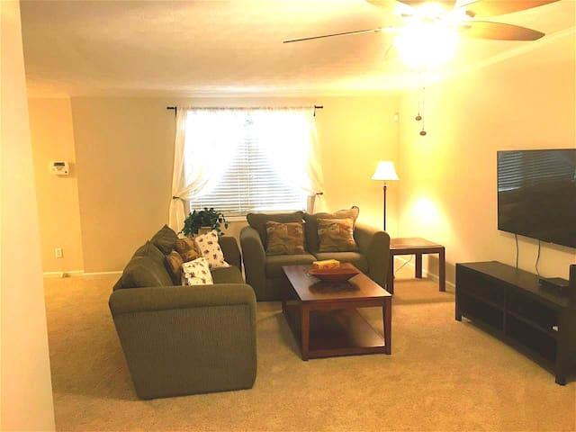 G Charming 3-bedroom condo 5-minute to highway - Atlanta - Condominio