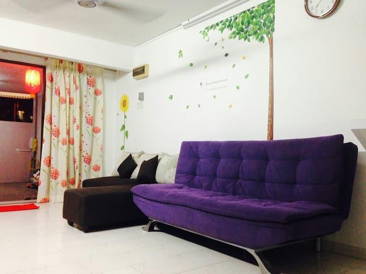 A Comfortable and Nice Homestay